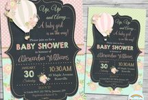 Girly Baby Shower Inspirations