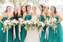 Color Inspiration: Mint and Teal Wedding