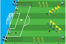 Piłka nożna trening