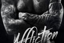 Affliction (Knights Rebels MC) Book 2 / Sy & Holly