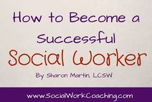 Social Work Professional Development / Helping social workers make career decisions, gain confidence, find work-life balance, and build the social work practice they dream of