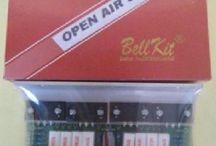 Rakitan Kit Power Amplifier Mono Open Air