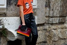 Street Style / Style inspiration from the street. / by Tracy Perkins
