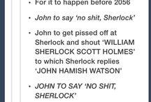 Just some Sherlock stuff