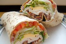 Recipes - wraps