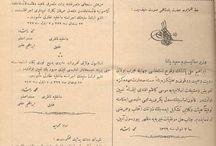 Osmanlıca belgeler