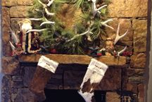 Christmas Cabin Style / by Mary Lou Goethals Haddock