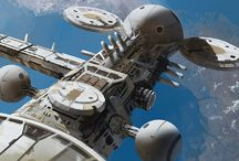 Space constructions
