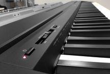 Billentyűs hangszerek / Billentyűs hangszerek, szintetizátor, digitális zongora