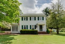 1801 Lee Highway Bristol, Va / This Gorgeous 1941 Georgian Revival home is a must see. 4 Bedrooms, 2 Baths, over 2900 sq ft of fantastic floor plan featuring a large main level master bedroom, spa like master bath, large open living and dining room, wonderful sun room/lounge, big eat in kitchen with tons of storage, separate laundry/mud room and so much more. Sited on a level lot with great patio space, full unfinished basement and drive under garage. Buyer/Buyer's Agent to verify all information. #TriCitiesAgent