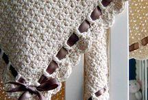 Baby blanket crochet pattern