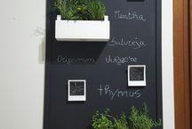 parete lavagna