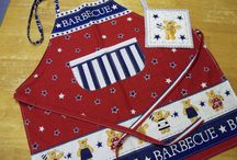 Aprons from the Quiltsy Team on Etsy