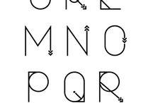 tipos de letras cool y banners