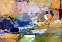 Richard Diebenkorn / Paintings