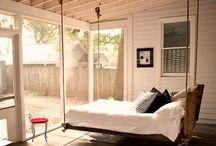 Salıncak Yatak Odası