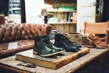 SS15 / Collezione Spring + Summer 2015  The collection features perennial favorites in new leathers, including the Rocco Porcini for men, in supple cavallo leather from a 125-year-old Italian tannery, and newcomers like the Isabella lace-up and Calvina short ankle boot (already one of our all-time best selling styles) for women.