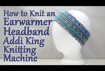 Circular Knitting Machines: Projects and Makes