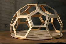Geodesic Dome, Zome