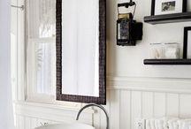 Bathrooms / by Kristen Norfleet