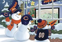 Chicago Bears Christmas / Chicago Bears Christmas / Happy Holidays - Pictures, Ideas, & Fun Products / Merchandise