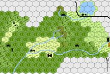 hexagon tile map
