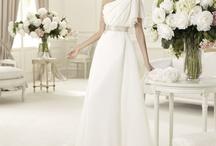 Svatební šaty Pronovias 2013 / Modely svatebních šatů Pronavias 2013 od Manuela Moty