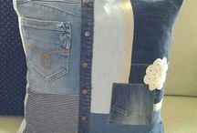 Oude jeans / Oude jeans
