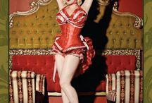 Vaudeville! Burlesque! Cabaret! / by Dianna Agzour