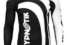 Cool Jiu-Jitsu Rashguards / Not only are rashguards cool to have because they add style to your bjj gear, but they keep you cool, prevent skin rashes and if you are doing no-gi, they also help elbow rug burn!