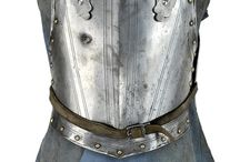 Plate Armour, post medieval