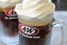 A & W Root Beer / by Gerry Golia