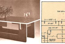 CNC wood / Designs, technology and methods for CNC projects out of wood.