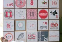 Creative Advent Calendars / by Rachel Troychock