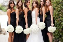 Black & White Wedding / by The American Wedding