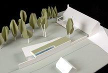 Maquette arbres