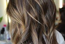 Opciones de cabello