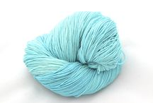 Tantalus Fingering by Violette Yarn Co. / Hand dyed Yarn by Violette Yarn Co.
