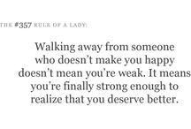 Etiquete for a Lady