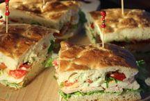 Recepten - lunch /salades