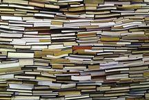 Vida libresca / Misceláneas, amor por los libros, gajes del oficio