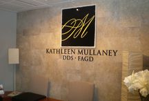 Kathleen Mullaney's Office / A quick photo tour of our office