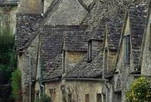 old world cottages