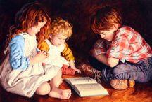 Gustul pentru lectură se formează încă din copilărie / Încurajăm suficient de mult pasiunea pentru citit?