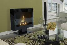 Tabletop/Floor Fireplaces