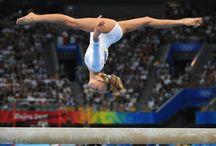 gymnastics / by Twyla Gange