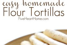Tortilla Recipes