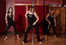 Dance: Pole Drills