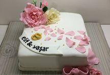 nişan pastası / nişan sözz pastaları