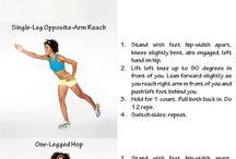 Get in shape / by Nova Hulson